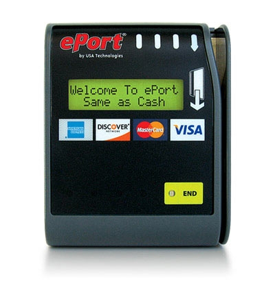 UT EECR 2 Vending Credit Card Reader