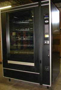 Refurbished  Crane National 455 Frozen Food Vending Machines