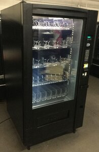 Refurbished National 780 Soda Snack Combo Vending Machines