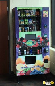 H4U - Healthier4You Snack and Soda Vending Machine Combo