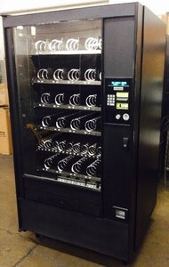 Refurbished Automated Products AP 123 Full Size Snack Vending Machine