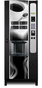 Cafe Express Fresh Brew Coffee Vending Machines