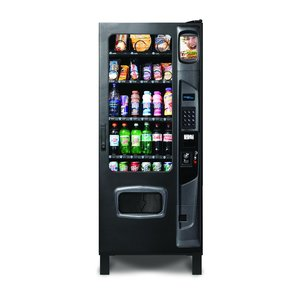 Chill Center 3 Snack & Soda Drink Vending Machines