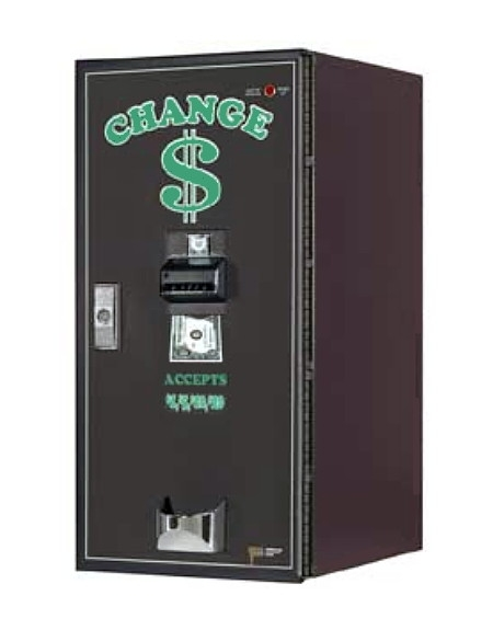AC2001 Coin Machine | $1400 Capacity Coin Machine | AC-2001 Front Loading Coin Machine