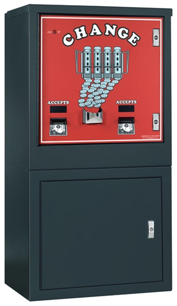 AC6000 Change Machines | $5000 Capacity Change Machines | AC-6000 Front Loading Change Machines