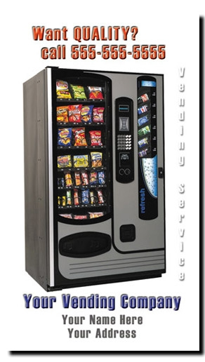 Vending route business cards snack machine vending business cards vending route business cards snack machine vending business cards vertical colourmoves