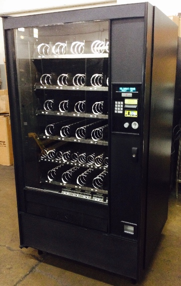 Refurbished AP123 Snack Vending Machines | Glass Front Vending Machines  | Remanufactured AP-123 Snack Vending Machines