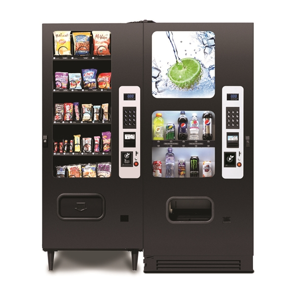 HR23-BC10 Combo Vending Machines | Combo Machines | Snack and Soda Machines