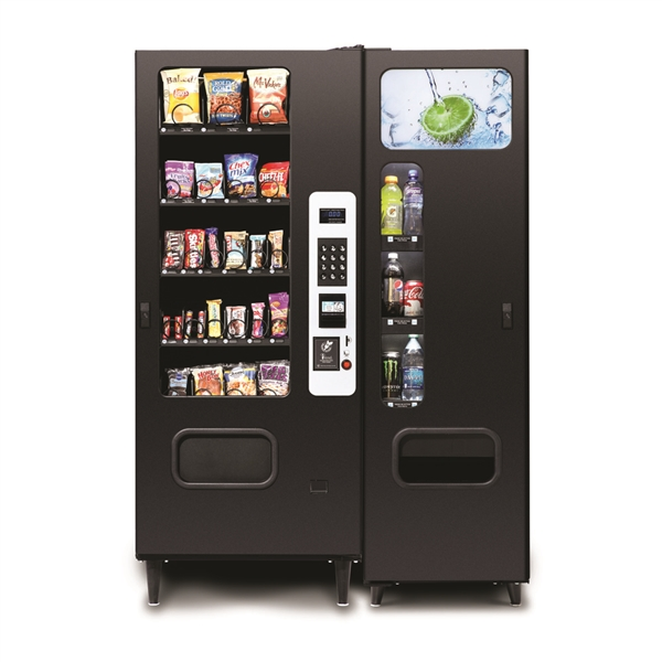HR23-BC6 Combo Vending Machines | Combo Machines | Snack and Soda Machines