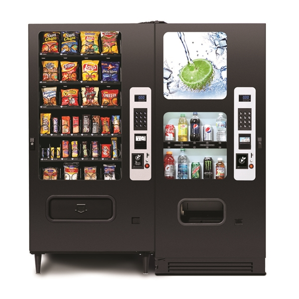 HR32-BC10 Combo Vending Machines | Combo Machines | Snack and Soda Machines