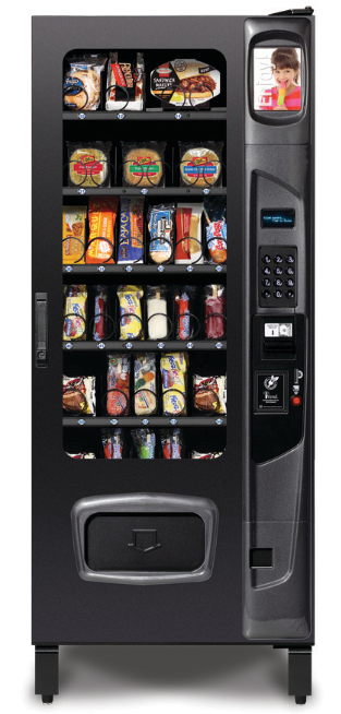 MPZ3000 Single Zone Frozen Food and Ice Cream Vending Machine | Frozen and Ice Cream Combo