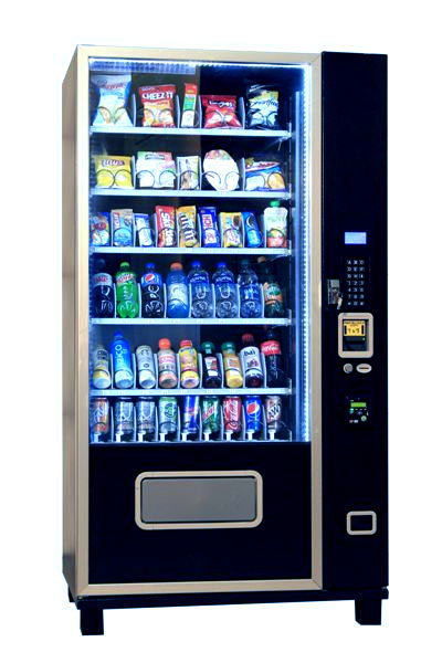 6S54 Combo Vending Machine | Combo Machines | Snack and Drink Vending Machine