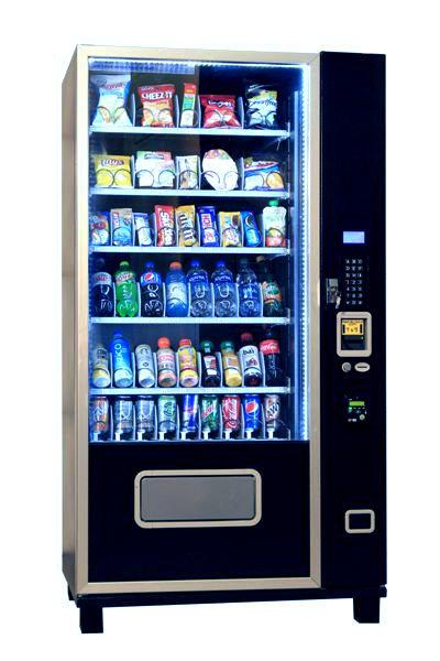 6s54 Combo Vending Machine Combo Machines Snack And