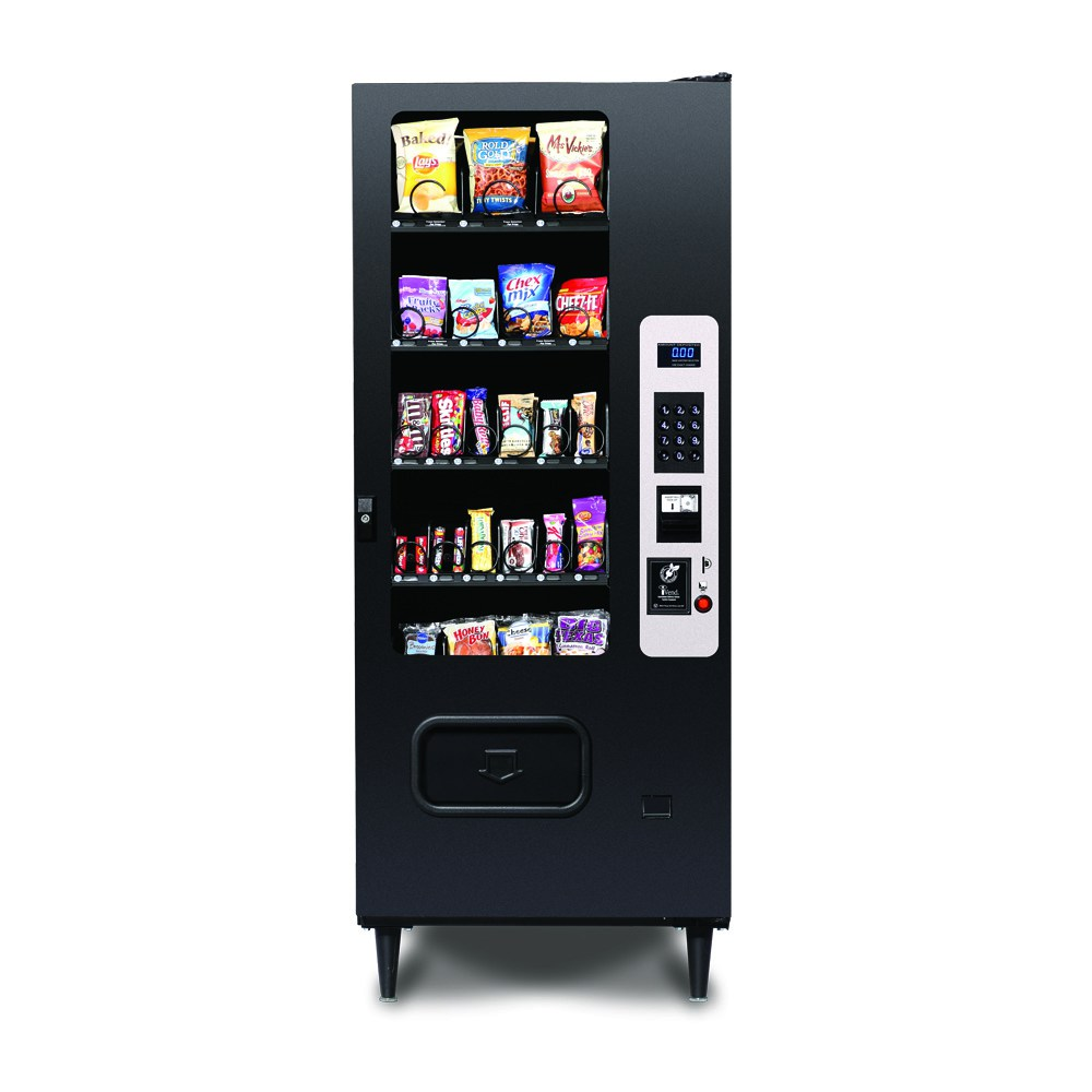 HR23 Snack Vending Machines | 3 Wide Snack Vending Machines | HR-23 glass front Snack Machine