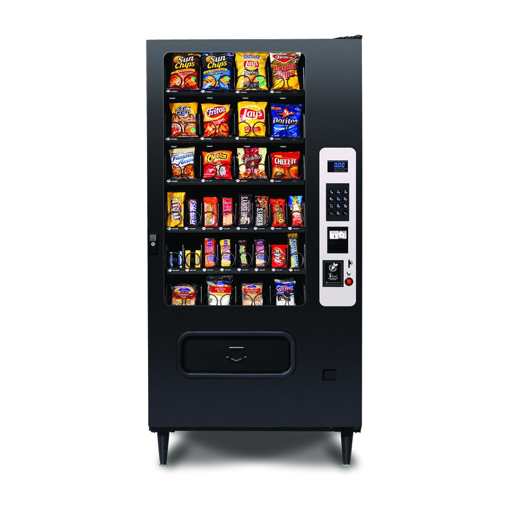 HR-32 Snack Machines | 4 Wide snack machines | Full size snack machines