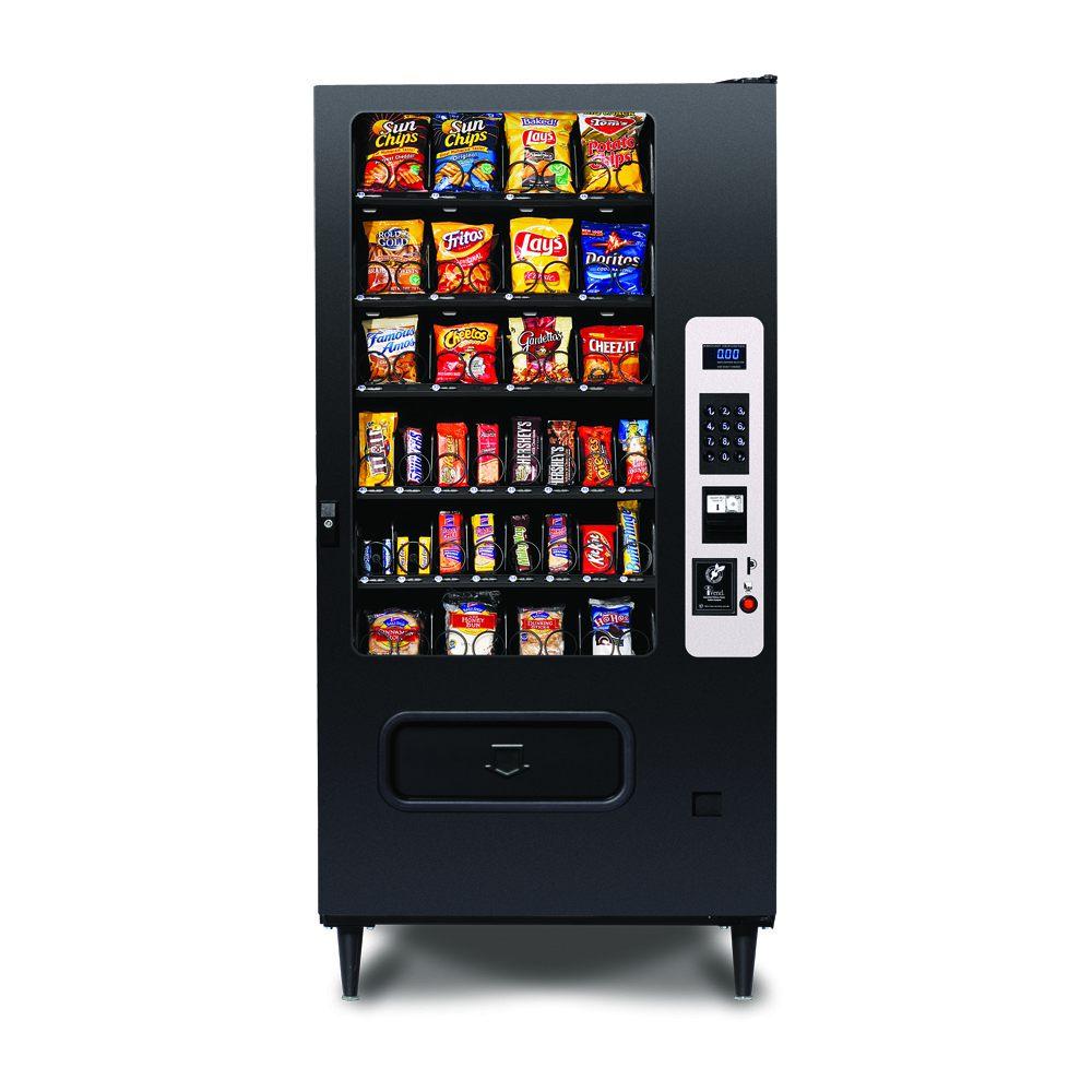 HR-32 Snack Machines | 4 Wide snack machines | Full size