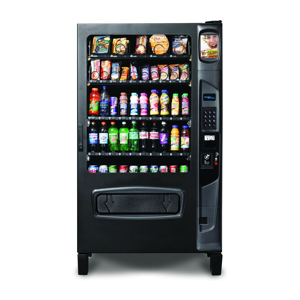 ST5000 Combo Vending Machines | Combo Machines | Snack and Soda Machines