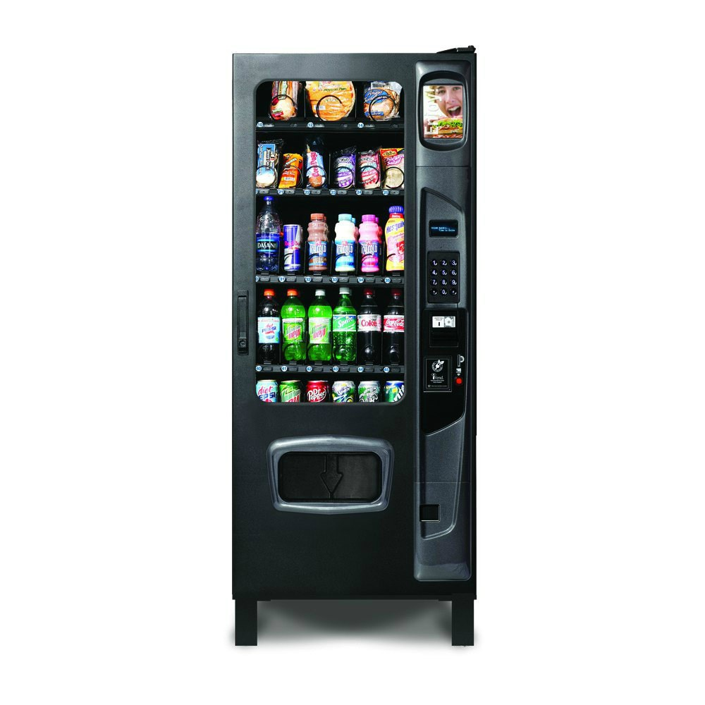 ST3000CF Cold Food Combo Vending Machines | Cold Food Combo Machines | Cold Food Machines