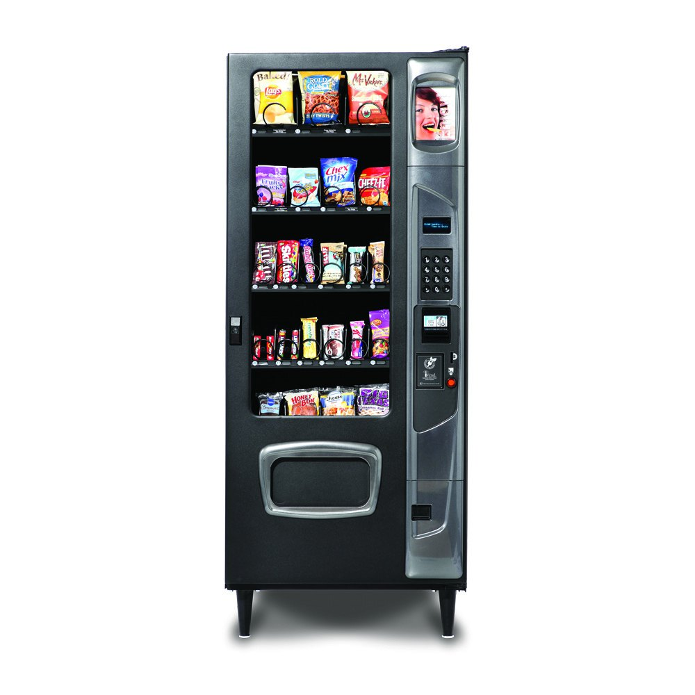 Black Diamond Series | MP23 Snack Vending Machines | Medium Size Snack Machine
