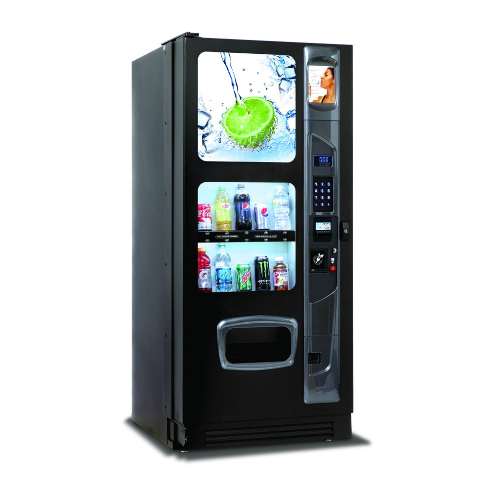 Black Diamond Series Bc10 Bottle Amp Can Soda Vending Machines