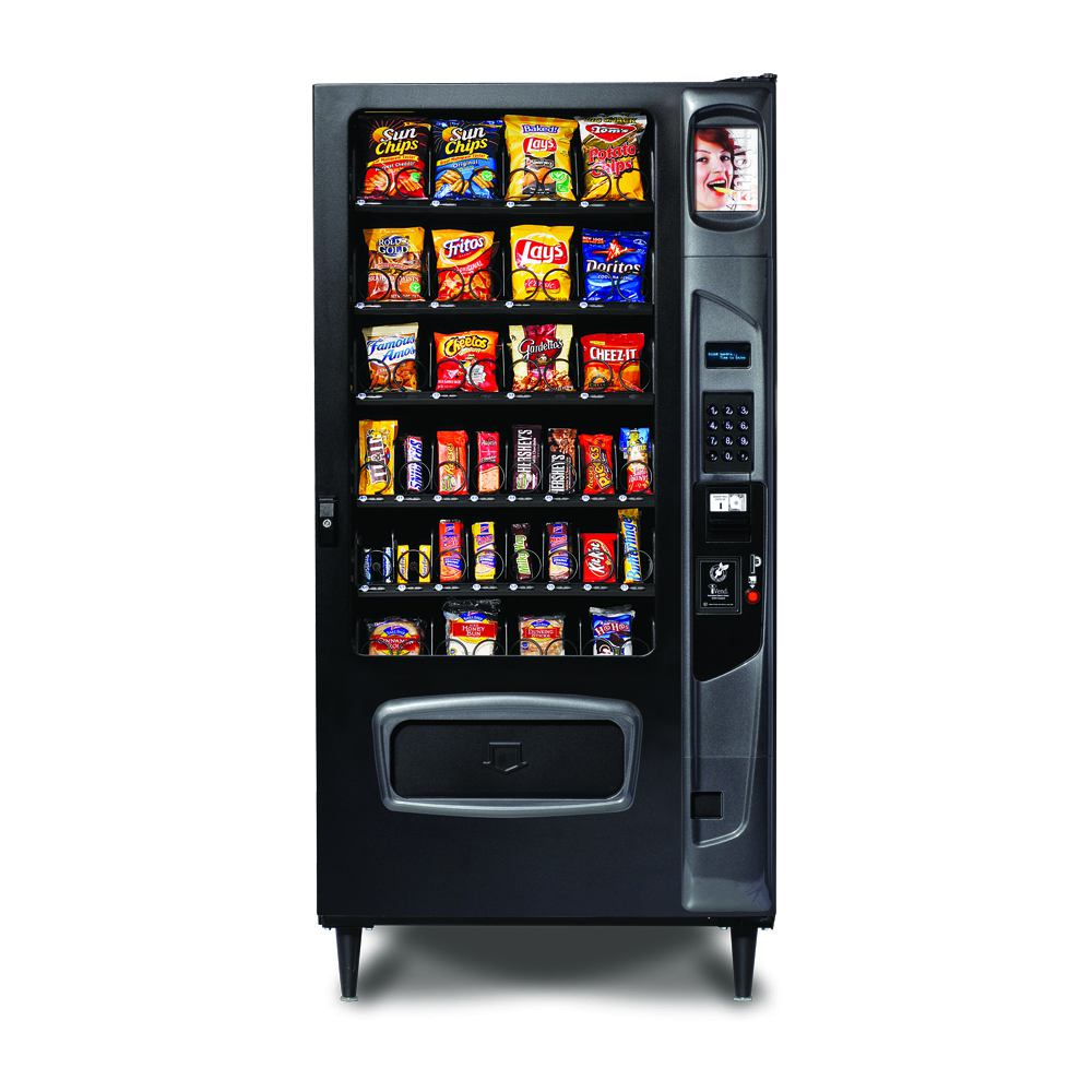 Black Diamond Series | MP32 Snack Vending Machines | High Capacity Snack Machines