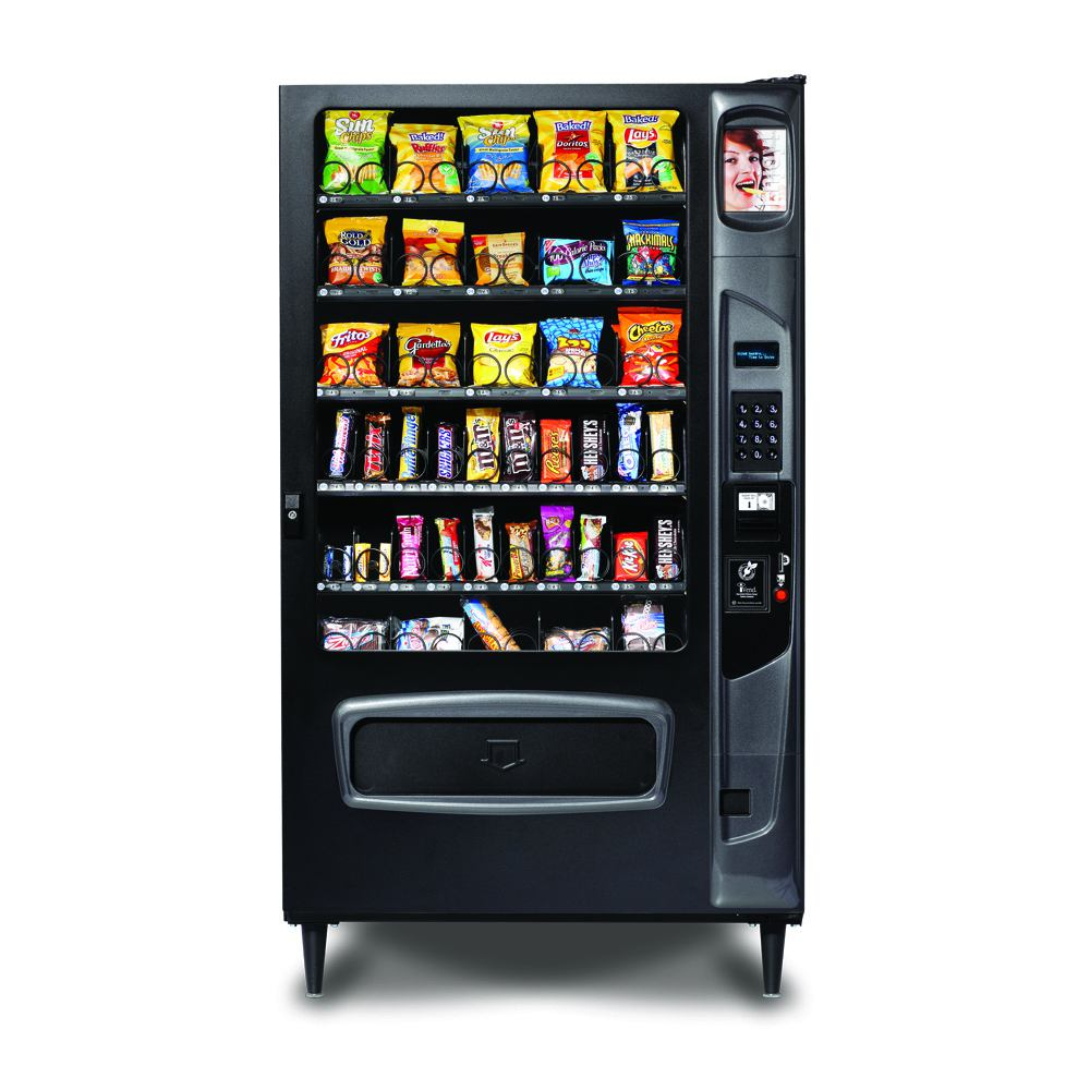 black diamond series mp40 snack vending machines large capacity snack machines. Black Bedroom Furniture Sets. Home Design Ideas