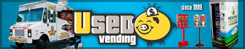 Used vending for sale