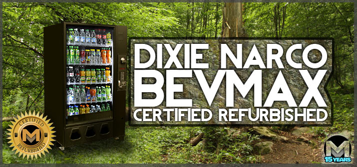 Refurbished Dixie Narco Bevmax 5591