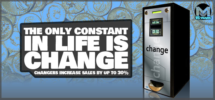 Dollar Bill Change Machines For Sale