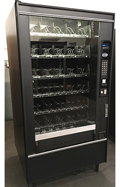 Refurbished Snack Machines
