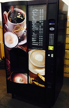 Refurbished Coffee Machines